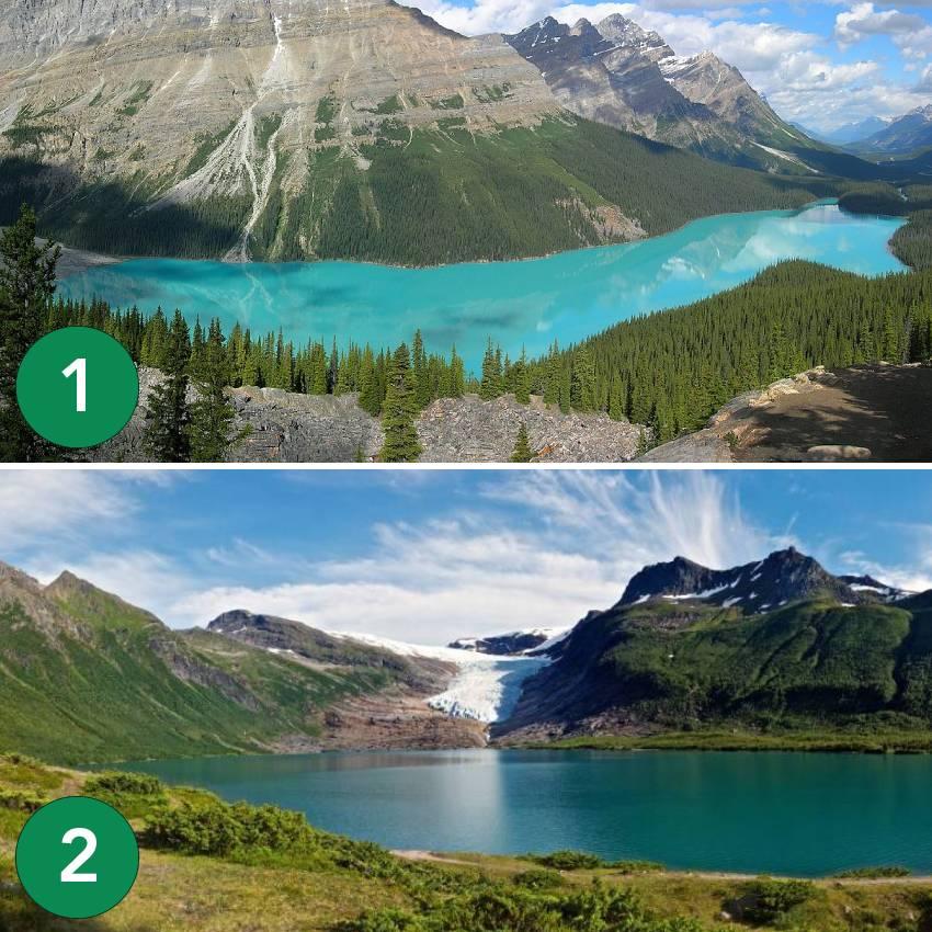 Banff-vs-Jostedalsbreen