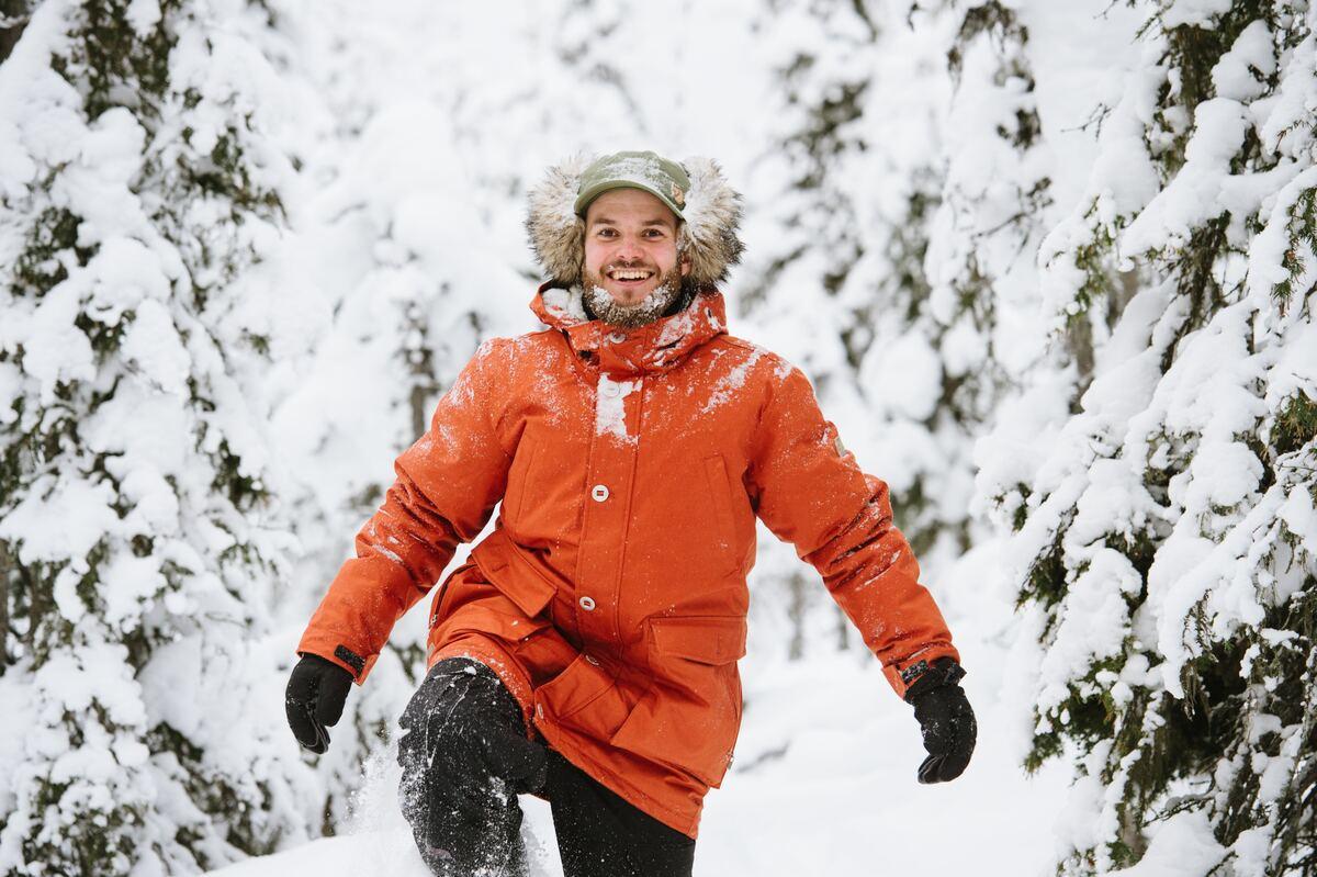 De echte winterse kou trotseer je in Lapland, dat moet je een keer meegemaakt hebben