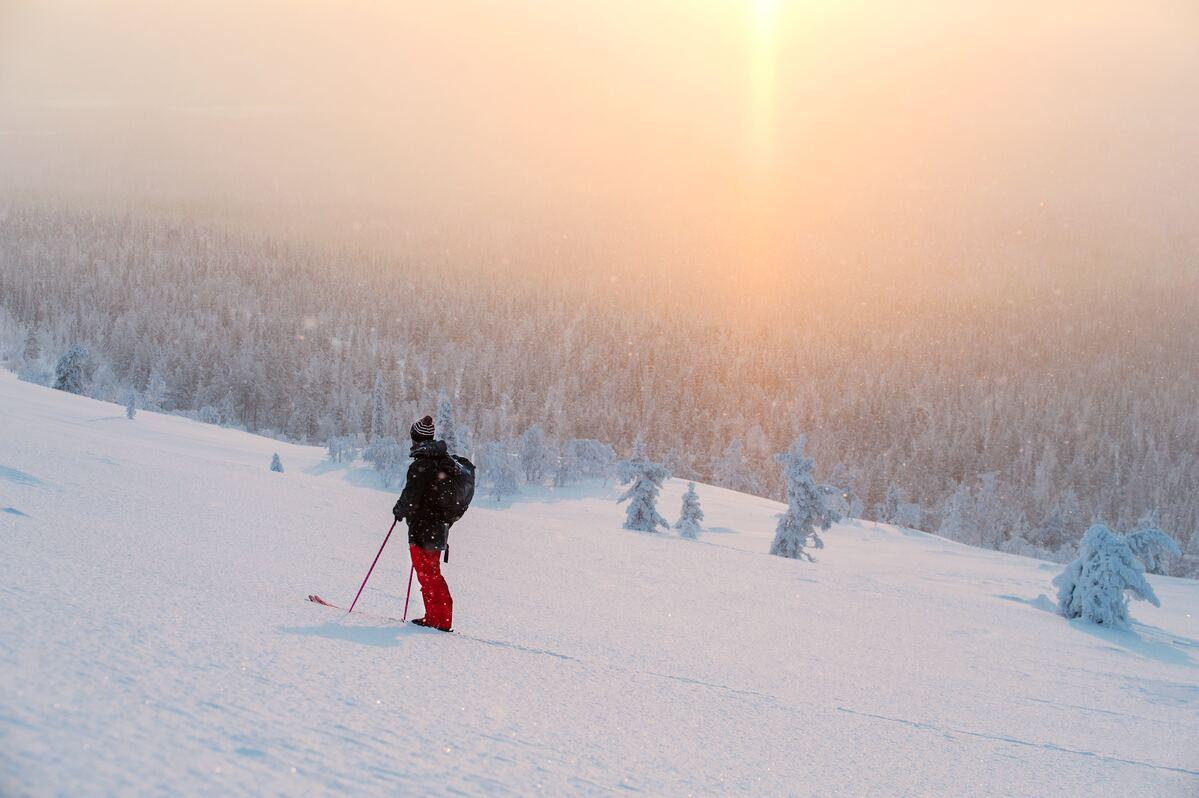 Waar je ook ben in Lapland: er is overal actie en avontuur en daarom is dat een belangrijke reden voor een vakantie naar Lapland