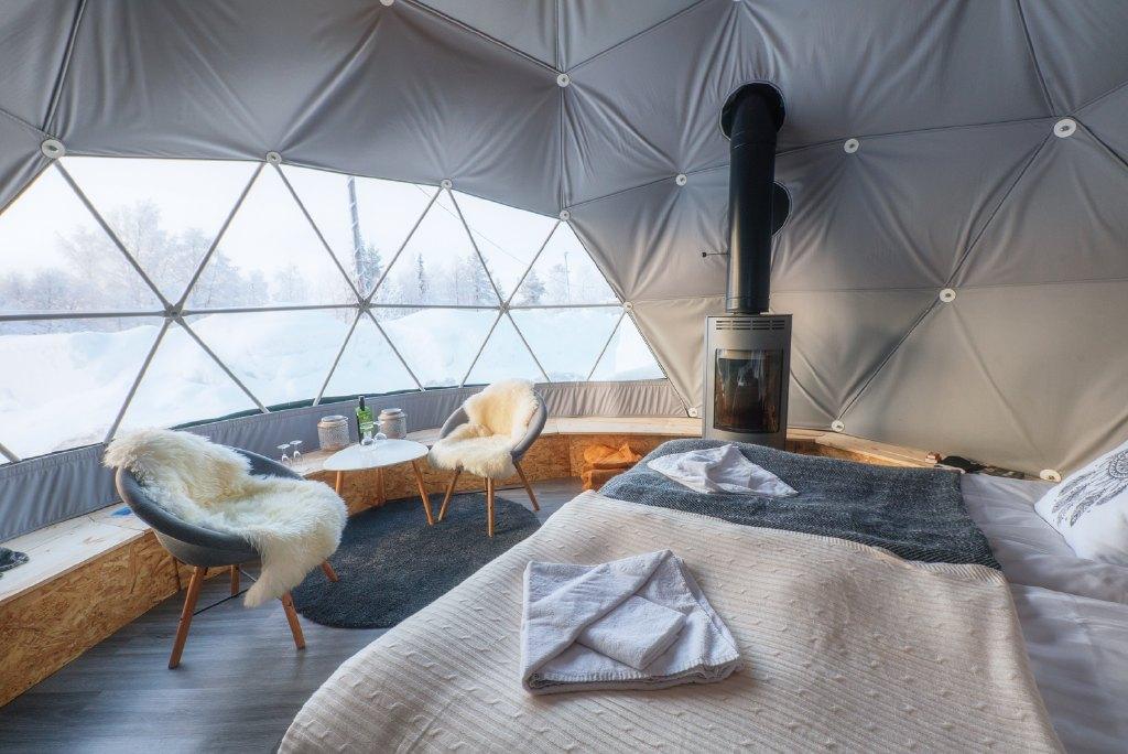 Jeris Aurora Domes 3