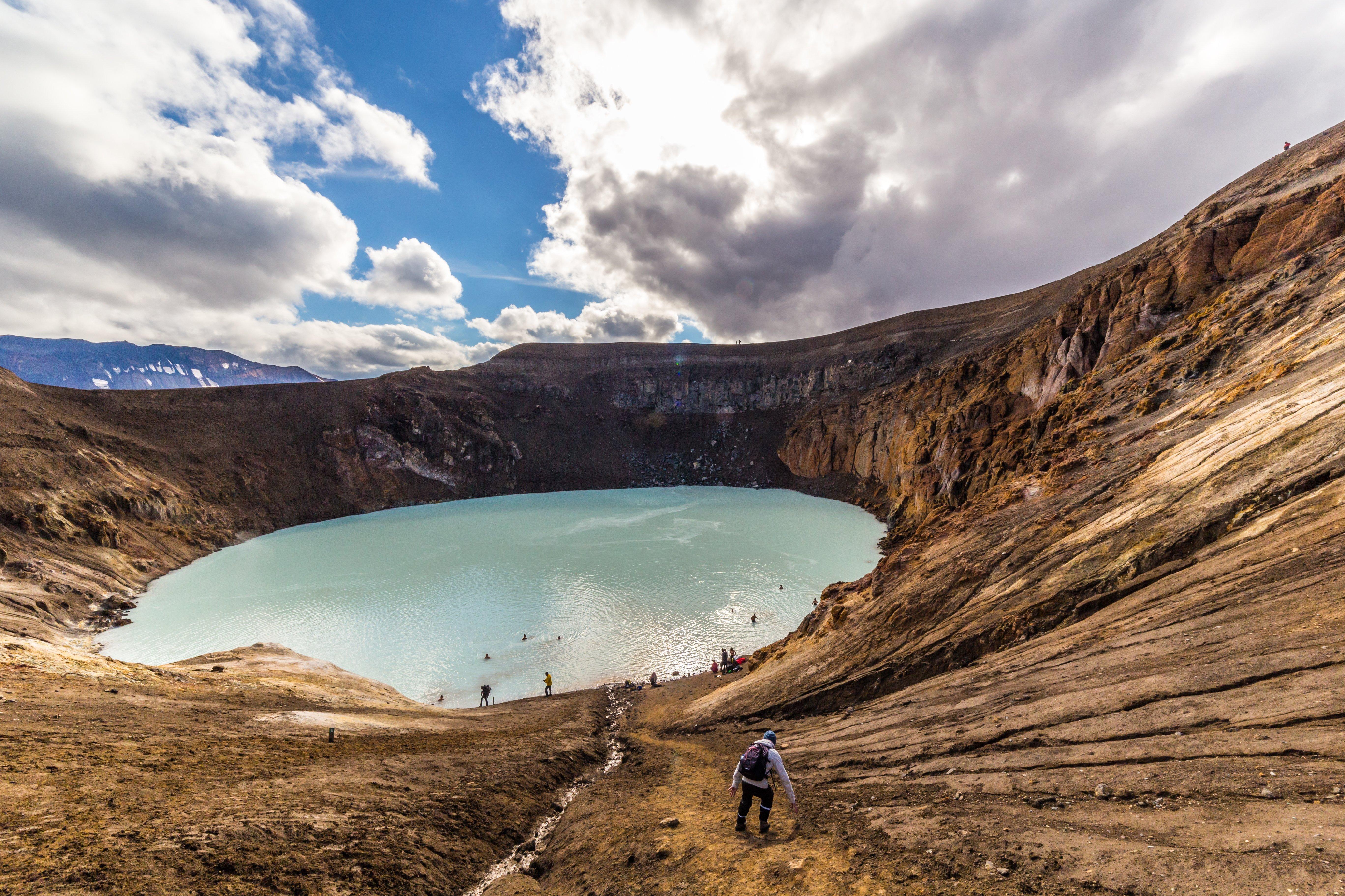 Askja Caldera & Holuhraun lava field- GEO TRAVEL, North Iceland -25